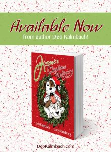 My Table of Three's book review of Kosmo's Christmas Delivery. A sweet chidren's story for the holidays.