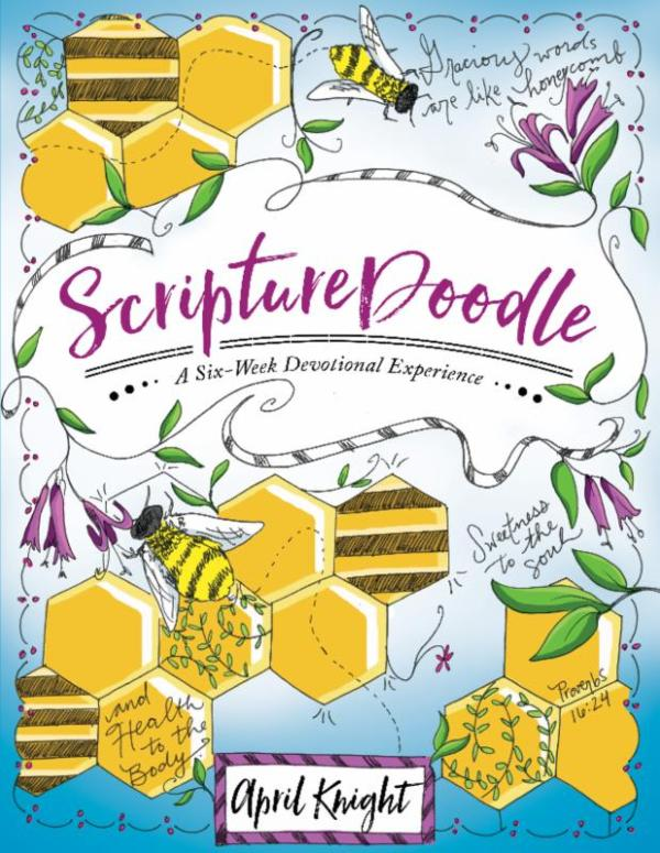 Scripture Doodle Devotional Review by My Table of Three