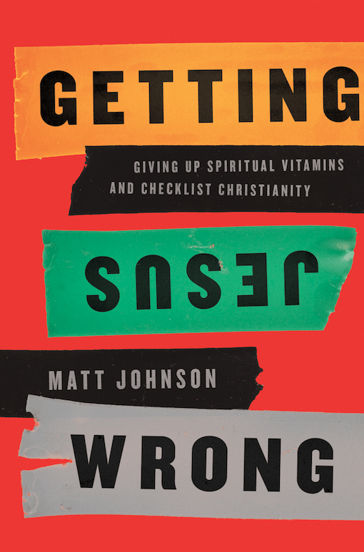 Getting Jesus Wrong, a full look and review of Matt Johnson's book.