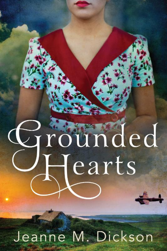 My Table of Three's Book review of Grounded Hearts || Historical Fiction, Christian Fiction