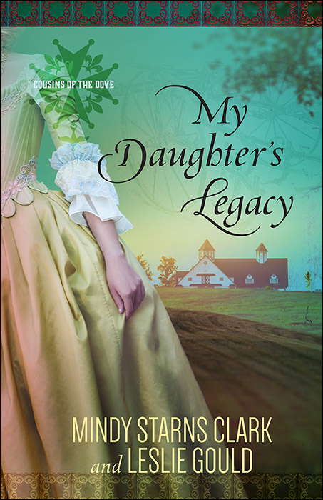 My Daughter's Legacy    Book Review, Christian Fiction, Historical Fiction
