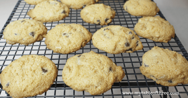 Chocolate Chip Macadamia Nut Cookies || Low Carb and Gluten Free