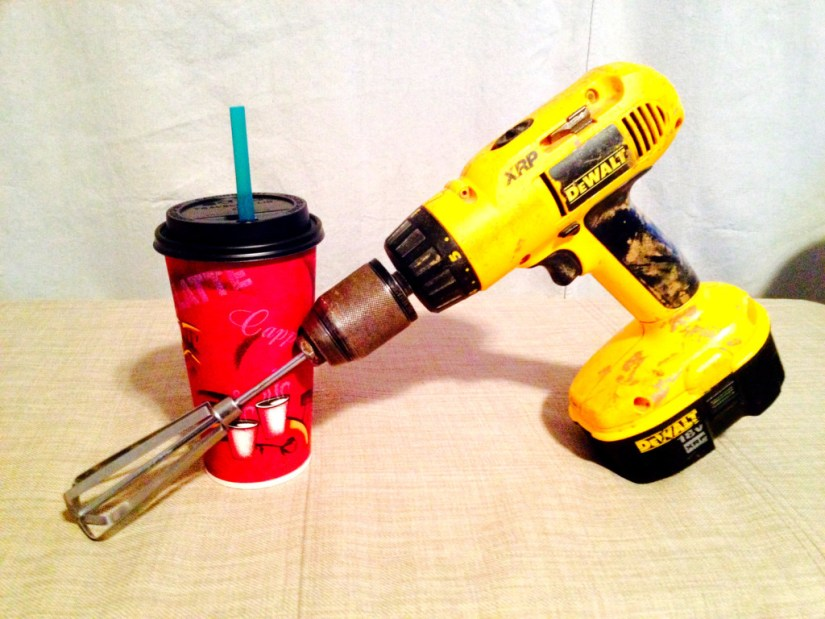 Dewalt Milk Frother