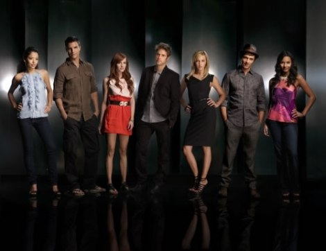 The cast of The CW's Melrose Place_JPG