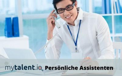 Persönlicher Assistent – im Ausland finden mit mytalent.io