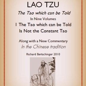 Writings of Lao Tzu