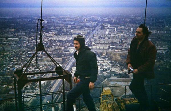 Строительство телебашни, 1982 год — Письма о Ташкенте