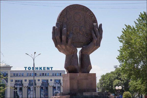 Памятник на вокзале демонтирован — Письма о Ташкенте