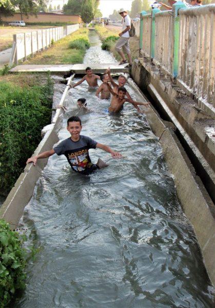 Дворец водного спорта — Письма о Ташкенте