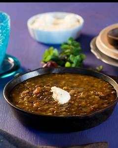 Sabut Masoor Ki Dal Recipe | Whole Pink Lentils in Pressure Cooker