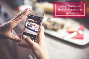Cheap Mobile and Internet SIM Card in Italy | Rome Travel Guide