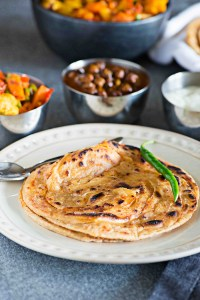 Laccha Paratha Recipe | How to Make Laccha Paratha