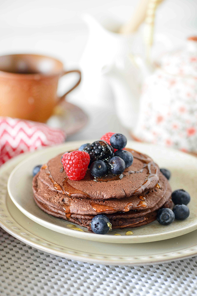 ragi-n-chocolate-pancakes