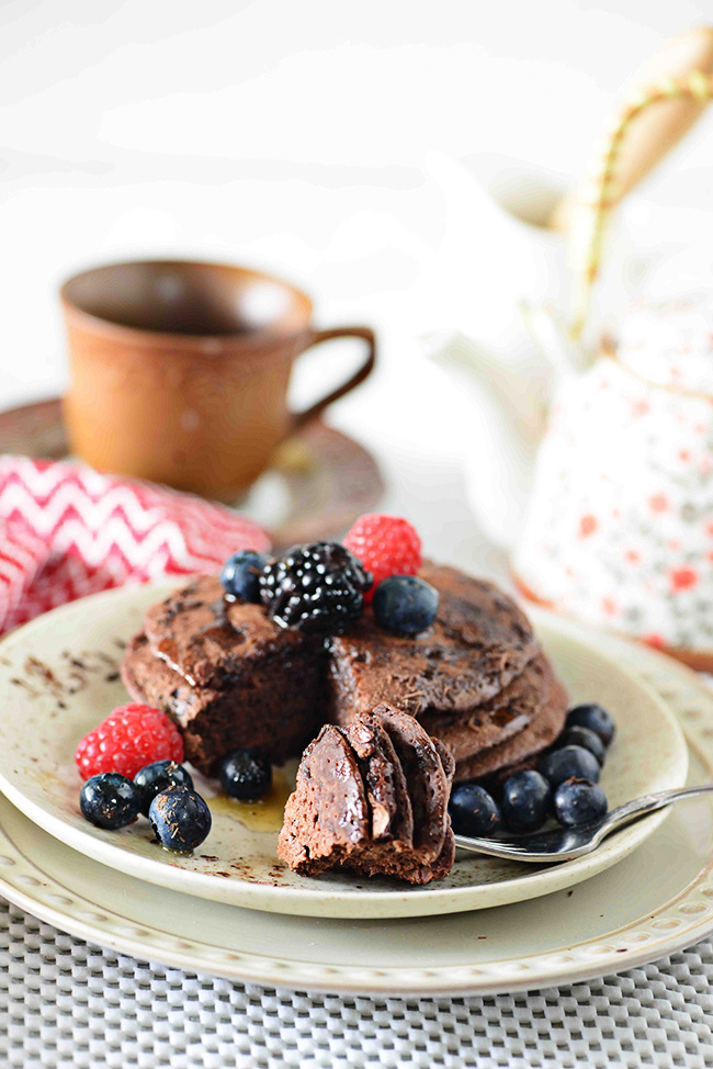 ragi-and-chocolate-pancakes