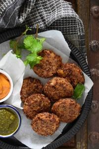 Rajma Galouti Kabab Recipe | Classic Kabab From Awadh