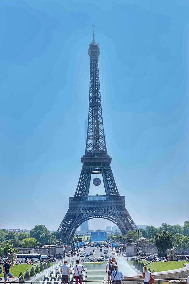 fter being regarded with skepticism for decades after it was constructed in 1889, the Eiffel tower of Paris has gotten the recognition it deserves. It is today the most visited tourist site of the world
