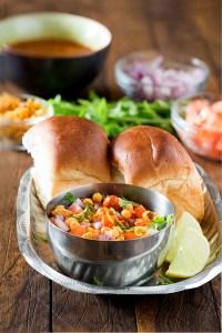 Kolhapuri Misal Pav | Traditional Maharashtrian Recipe