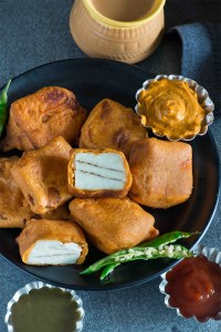Special Paneer Pakoda Recipe – #MTCChaiNashta