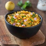 Sookhi Urad dal is Punjabi style dry dal preparation that is cooked with Skinless Urad dal with spices and a typical Punjabi tadka or tempering. As the name Sookhi Urad dal suggests, Unlike other Punjabi Dal dishes this Urad dal is cooked dry ( sookhi means dry)