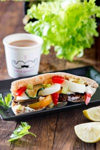 Sabich A Sandwich Recipe from Israel