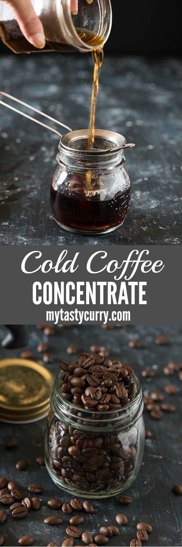 Cold brew coffee concentrate is perfect for you If you love cold coffee in the summer, but hate that excessive bitter coffee or watery cold coffee or scared of acid reflux after having one or two coffees in a day. Cold brewing the coffee gives you a perfectly smooth cup of iced coffee every time.