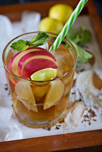 Apple Iced Tea Recipe – Homemade Apple Iced Tea