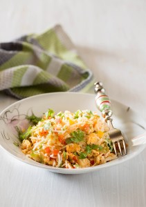 Egg Fried Rice Recipe – Egg Fried Rice Indian Style – Video Recipe