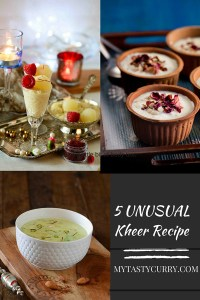 5 Kheer Recipes from Indian Desserts that are Unique