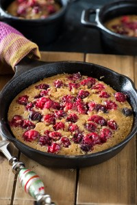 Cranberry Cobbler Recipe – Simple, Easy and Festive Cranberry Cake