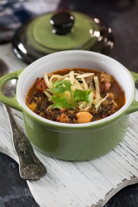 Veggie and Quinoa Soup Recipe in Instant Pot