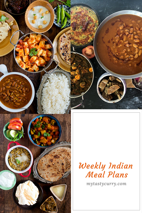 Indian meal plan archives my tasty curry as usual we will start with meal prep for the week grocery shopping and preparing your ingredients in advance makes it easier to execute during the forumfinder Images