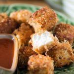 20 Minutes PANEER NUGGETS RECIPE aka Indian cottage cheese nuggets.Incredibly easy recipe,healthy, low carb and vegan version substitutions are given. Recipe via @rekhaKakkar