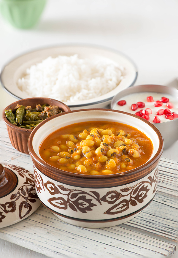lobia curry recipe - everyday Indian curry