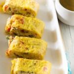 omelette roll - Korean egg roll recipe