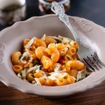 Indian style pasta recipe - Spicy Macaroni