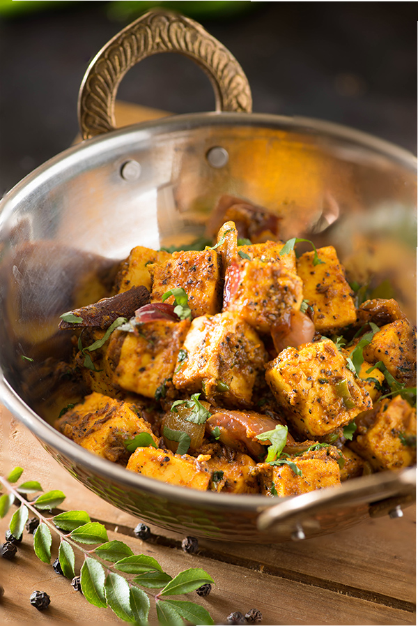 paneer pepper masala recipe