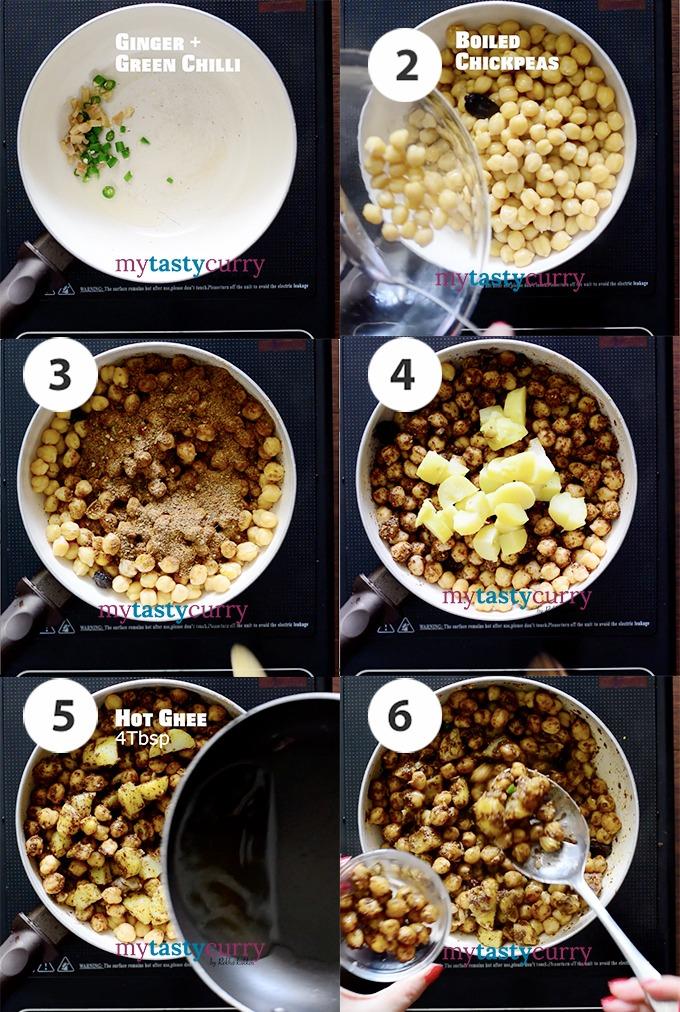Pindi Chana Recipe My Tasty Curry