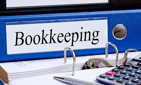 Image showing account ledger for bookkeeping. Taxman offers bookkeeping services for your business.