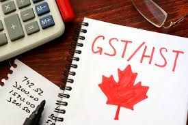 Image with GSTbecause taxman can maintain accurate records for your GST remittance for your business to revenue Canada.