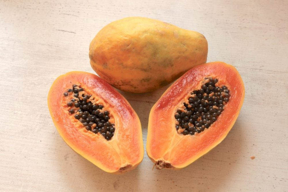 papaya leaf tea benefits