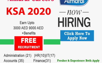 - Job Vacancies At Almarai with Free Visa and Flight Ticket 2021 mytechbooster