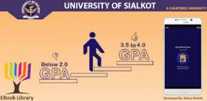- How to calculate cgpa in university of Sialkot UOS or UOG