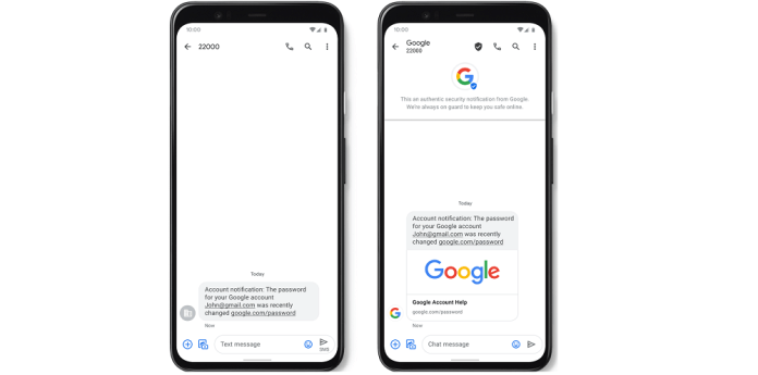 Google Makes Android Messages More Secure My Techdecisions