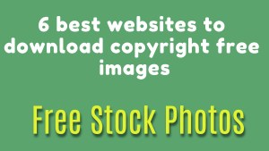 best websites to download copyright free images