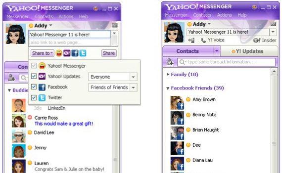 Download Yahoo Messenger 11 Beta [Offline Setup Installer]