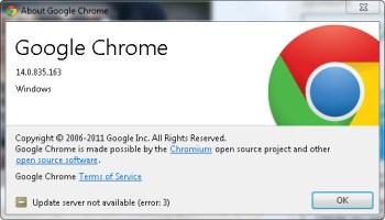 Download Google Chrome 21 Stable Version [Offline Setup Installer]
