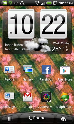 Bing Live Wallpaper For Android