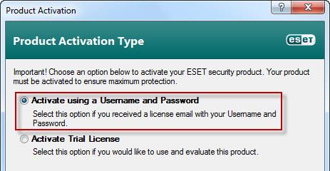 ESET NOD32 Antivirus 5 with Free 6 Months License Key