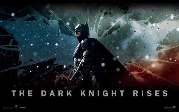 Wallpaper The Dark Knight Rises