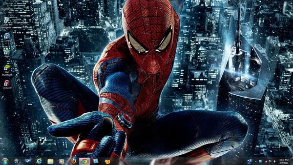 5 Marvel Super Heroes Theme Packs for Windows 7